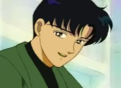Mamoru Chiba/Darien Shields/Tuxedo Mask will always have a special place in my heart. Why aren't you real?! pout!
