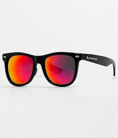 c9ce6b3f53a5d Kreed Sunglasses - Men s Accessories in Black Red