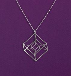 Hypercube Sacred Geo