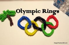 Olympic Charm   ♥ Subscribe YouTube channel: https://www.youtube.com/user/ElegantFashion360 ♥ Sign up for Newsletter: http://elegantfashion360.com Like, comment, and share! Creativity is an Attitude!!! Good Luck!