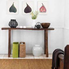 Botanical hallway | Hallways | Decorating ideas | Image | Housetohome