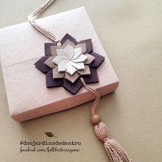 Falk Brito Origami: Pingente...