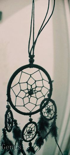 Usual dreamcatcher from Yogyakarta with unusual experience