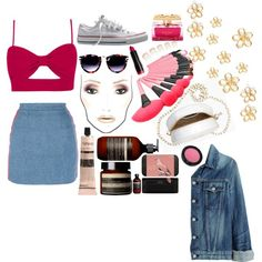 """People got a lot to say But don't know shit bout where I was made ❤"" by shoot-for-the-stars10 on Polyvore"