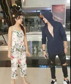 Priyank sharma & Divya Aggarwal Mtv Splitsvilla, Real Hero, Perfect Couple, Dream Big, Jumpsuit, Actresses, Actors, Couples, Hair Styles