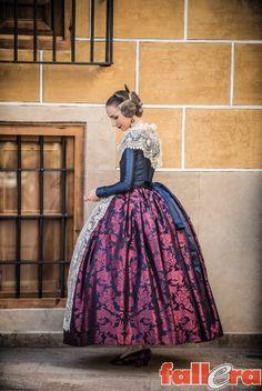 Una seda con 120 años de historia | Actualidad Fallera - portal dinámico sobre las Fallas de Valencia.