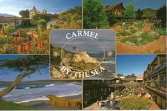 Carmel. Beautiful town once mayored by Clint Eastwood & Doris Day has a hotel there.