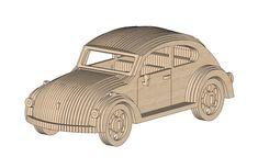 Volkswagen  Bug Car VW Beetle