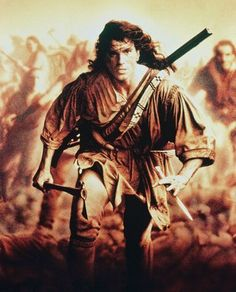 Hawkeye (The Last of the Mohicans by Michael Mann)