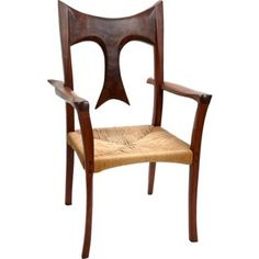 Check out this item at One Kings Lane! American Craft Armchair