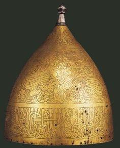 Ottoman Helmet (Shishaki) 16th century