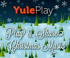 Discover & Listen To Free Christmas Music Online.  OMG this is the best site discovered yet!  LOVE Christmas Music :)