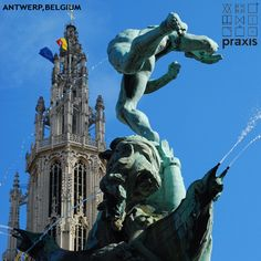 Find our Partnerships in Antwerp, or search for international Projects/Internships at www.praxisnetwork.eu!