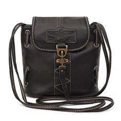 High quality women handbags pu leather bags ladies brand bucket shoulder bag vintage crossbody bags for women