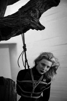 Cate Blanchett is photographed by Sean & Seng and styled by...