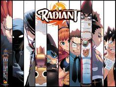 Radiant Manga Collection Anime Art Manga Anime Naruto Fairy Tail Manga