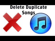 iTunes Tutorial: How To Delete Duplicate Songs In iTunes - http://best-videos.in/2012/11/19/itunes-tutorial-how-to-delete-duplicate-songs-in-itunes/