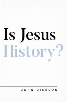 """ What can we really know for sure about the past? Can anything from ancient history be regarded as 'fact'? In particular, how seriously can we take the historical sources for the life, death, and resurrection of Jesus of Nazareth? In this timely book, historian Dr John Dickson unpacks how the field of history works, giving readers the tools to evaluate for themselves what we can confidently say about figures like the Emperor Tiberius, Alexander the Great, Pontius Pilate, and, of course…"