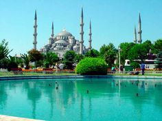Blue Mosque Istanbul- Hopefully this summer!