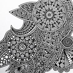 #pattern #closeup by alevakii #likedbykate