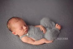 Newborn Overalls KNIT PATTERN knitting von GingernPicklesKnits