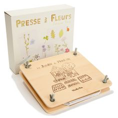 Flower Press www.acorntoyshop.com