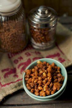 masam manis: Kacang Rugget