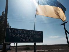 """Блокада Крыма набирает обороты: """"Правый сектор"""" и активисты создали спецпаблик в Фейсбук"""