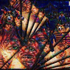 #surreal #Googledeepdream #abstract #deepdream #abstracters_anonymous #instaabstract #abstract_buff #google_deep_dream #awesome_shots #art #abstractart #abstraction #abstracto #420 #lines #primeshots #weed #trippy  #beautiful #420  #surrealist #artist #like #stayabstract #iphone #iphoneography #dreamception #followforfollow #love by darthsick
