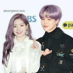 💜💜💜 . . . . #dahmin #dahyun #bts #bangtwice #jimin #btsjimin #twicedahyun #twiceland #btsedits #btsmemes #sakook #taetzu #kpop #purplehair… Bts Twice, Tumblr Backgrounds, Nayeon Twice, Kpop Couples, Twice Dahyun, Korean Couple, Bts Edits, Purple Hair, Bts Jimin