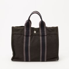 Hermes Fourre Tout PM In Charcoal