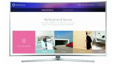 Tech News: Samsung builds SmartThings control into every 2016 smart TV Samsung Smart Tv, Samsung Tvs, Home Automation Hub, Lg Tvs, Tv Sets, Home Tv, Home Network, Security Camera, Internet Of Things
