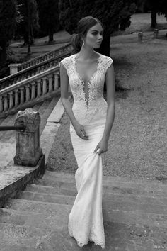 Sexy Berta Wedding Dresses 2014 Bridal Collection - MODwedding