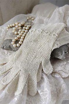 Kanten handschoenen Capittenweg 59 Blaricum