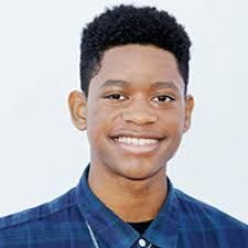 BOAS NOVAS: Tyrel Jackson Williams