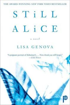 Alice Howland, happily married with three grown children and a house on the Cape, is a celebrated Harvard professor at the height of her career when she notices a forgetfulness creeping into her life.She receives a devastating diagnosis: early onset Alzheimer's disease.
