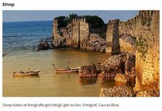 Bakmaya doyamayacaksınız! - 2 (© Copyright c Gazeteport. 2007-2014, All Rights Reserved.) Sinop Kalesi