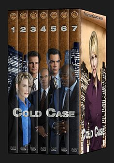 Cold Case, mom's favorite show. She was disappointed when it was cancelled.