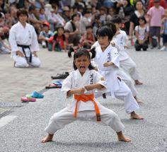 Karate, Okinawa Pref.,Japan