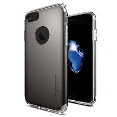 detailed look 746fa 35764 iPhone 7 Plus Case, Spigen [Liquid Armor] Soft [Black] Pr ...