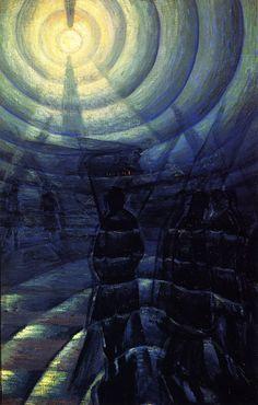 The Athenaeum - The Solidity of Fog (Luigi Russolo - )