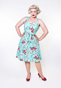 Rosie Dress - Frock & Soul Reduced in price!