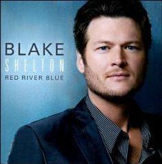 Shelton, Blake - Red River Blue CD Cover Art