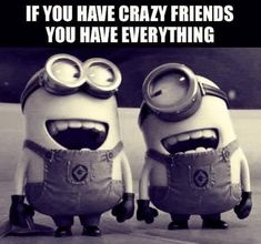 Ideas Funny Quotes About Friendship Crazy Friends Humor For 2019 Friendship Quotes In Hindi, Best Friendship, Minions Quotes On Friendship, Frienship Quotes, Neil Armstrong, Guy Friends, Friends In Love, Funny Quotes, Bff Quotes