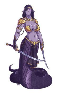 Fantasy Women, Dark Fantasy Art, Fantasy Girl, Fantasy Artwork, Female Monster, Fantasy Monster, Monster Art, Dnd Characters, Fantasy Characters