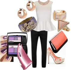 """""""Corporate World Ready"""" by pocoblue on Polyvore"""