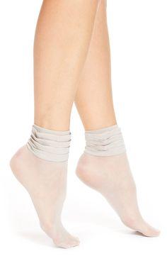 Chelsea28 Ruffle Anklet Socks
