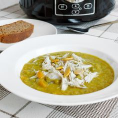 Fitness recepty z luštěnin Curry, Fitness, Ethnic Recipes, Anna, Food, Diet, Lasagna, Curries, Essen