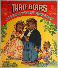 The Three Bears, Saalfield 1943