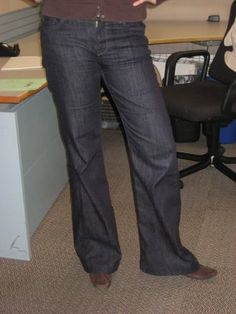 How To Get That Chemical Smell Out of New Jeans | home